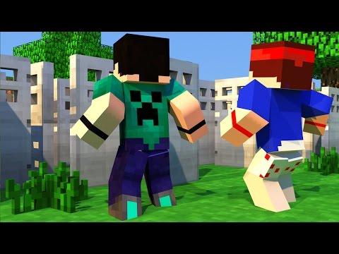 Minecraft - Desafios - Diversity 2 - #7 1000 Perguntas Sobre Minecraft Com Vilhena video