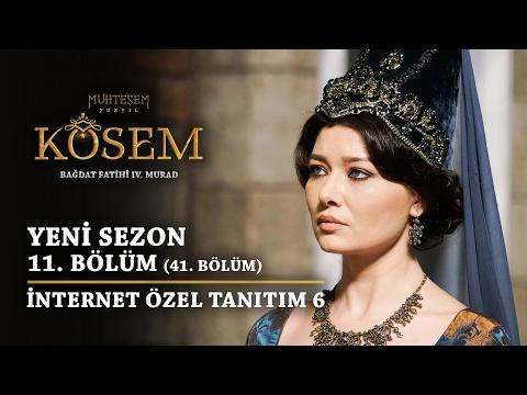 Muhteşem Yüzyıl: Kösem | Yeni Sezon - 11.Bölüm (41.Bölüm) | Sultan Murad ve Kösem Karşı Karşıya!