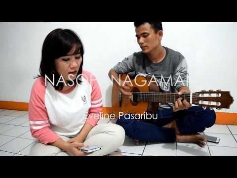 Nasopanagaman - Eveline Pasaribu [Proud B] Cover - Lagu Batak Hits