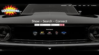 Carshowmania.com Business Listing - List for FREE on car enthusiast supersite