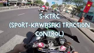 Zx10r Motovlog #51:Nói về hệ thống chống trượt bánh sau của Kawasaki trên Zx10r (S-KTRC)
