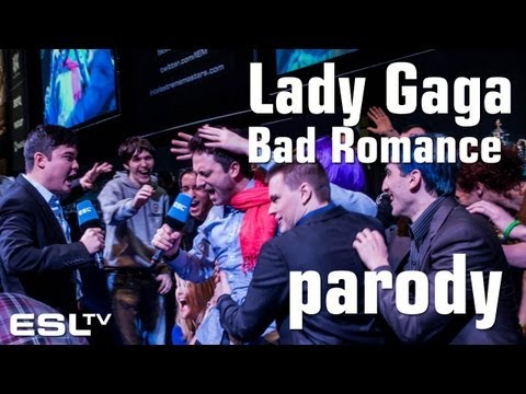 Lady Gaga - Bad Romance (Jarett Cale Cover feat. JoRoSaR, Stephano, ocelote, Alex Ich, ToD and more)