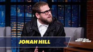 Jonah Hill Tells the Backstory of the SNL Character Adam Grossman