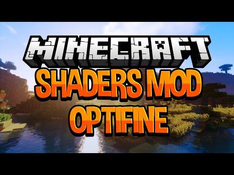 Minecraft Mod   GLSL Shaders [1.7.2/1.7.4/1.7.5/1.7.10/1.8] (MÁS FPS) UN DESEO HECHO REALIDAD!!