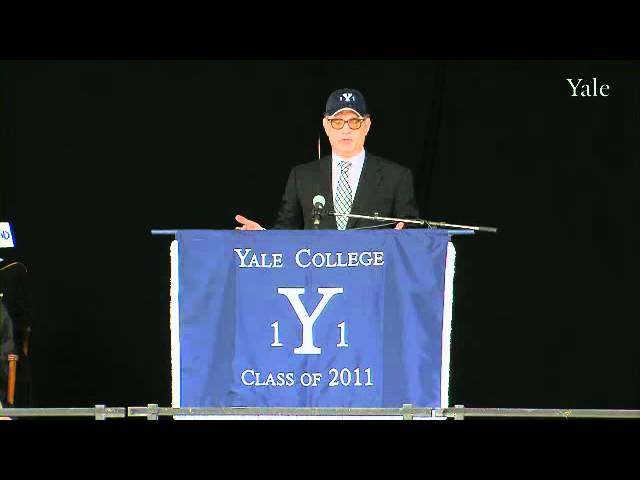 Tom Hanks Addresses the Yale Class of 2011