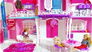 Barbie Malibu House Playset - Barbie Malibu Evi - barbie oyuncakları
