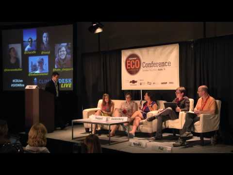 SXSW Eco 2013 - Beyond Extreme Weather: Presented by Climate Desk Live