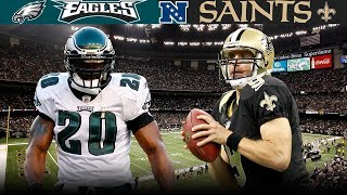 New Orleans 39 First Playoff Game Since Katrina Eagles Vs Saints 2006 Nfc Divisional