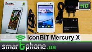 iconBIT NetTAB Mercury X - Обзор