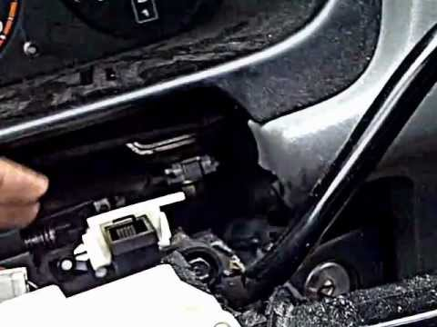 2008 Toyota Tacoma 4x4 >> Stuck Gear Shifter Fix (temporary) - YouTube