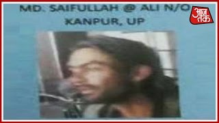Encounter @ Lucknow: Exclusive Picture Of ISIS Terrorist MD. Saifullah