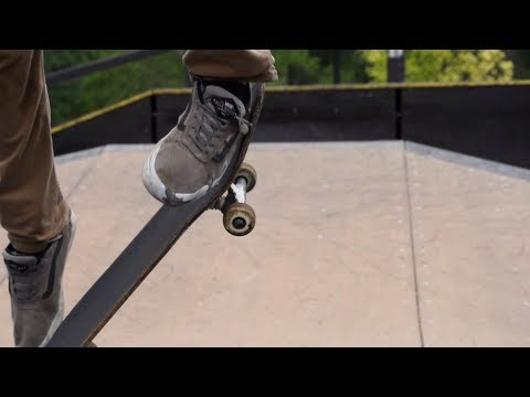 Skateology - Inward heelflip with Joe Vizzaccero