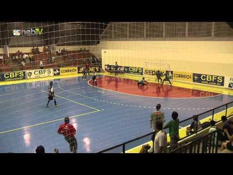 Futsal - Peixe 3x5 Goiás em jogo válido pela XXX Taça Brasil Sub-20 thumbnail