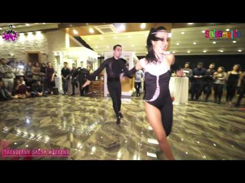 Emre Çay & Esin Teke Dance Performance - Iskenderun Salsa Weekend
