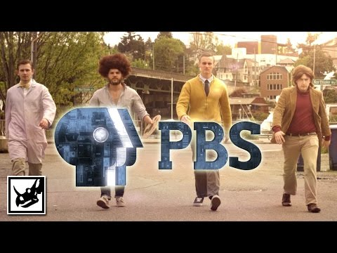 PBS: The Movie (PBS Meets The Avengers) | Gritty Reboots