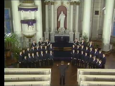 Ziemassvētku dziesmas dzied Rīgas Doma zēnu koris (1999)