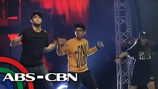 TV Patrol: Rehearsal ng Kapamilya celebrities para sa Star Magic anniversary special