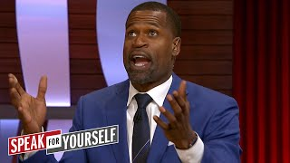 Stephen Jackson on Dwight Howard's future and Lonzo playing with LeBron | NBA | SPEAK FOR YOURSELF