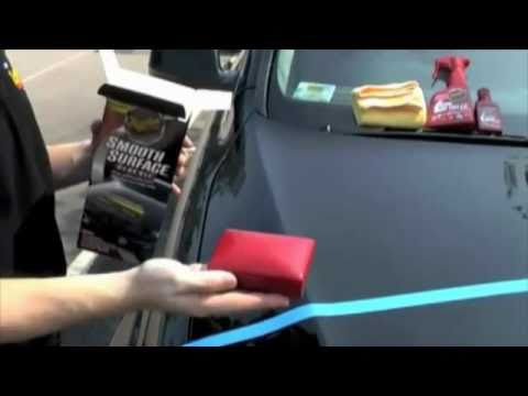 MEGUIARS kit clay bar - Smooth Surface