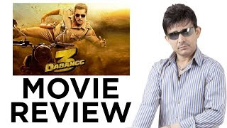 Dabangg 3  | Review by KRK | Bollywood Movie Reviews | Latest Reviews