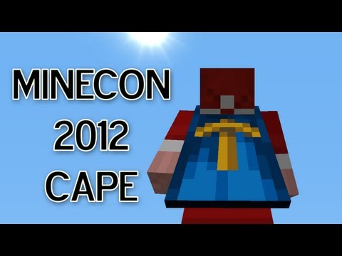 minecon 2014 cape download