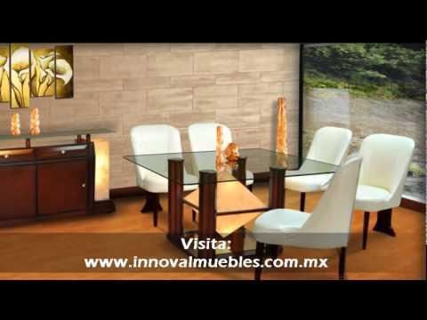 Comedores modernos comedores minimalistas comedores con for Disenos de salas y comedores modernos