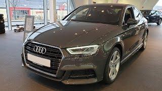 2019 Audi A3 Limousine sport 35 TFSI | -[Audi.view]-
