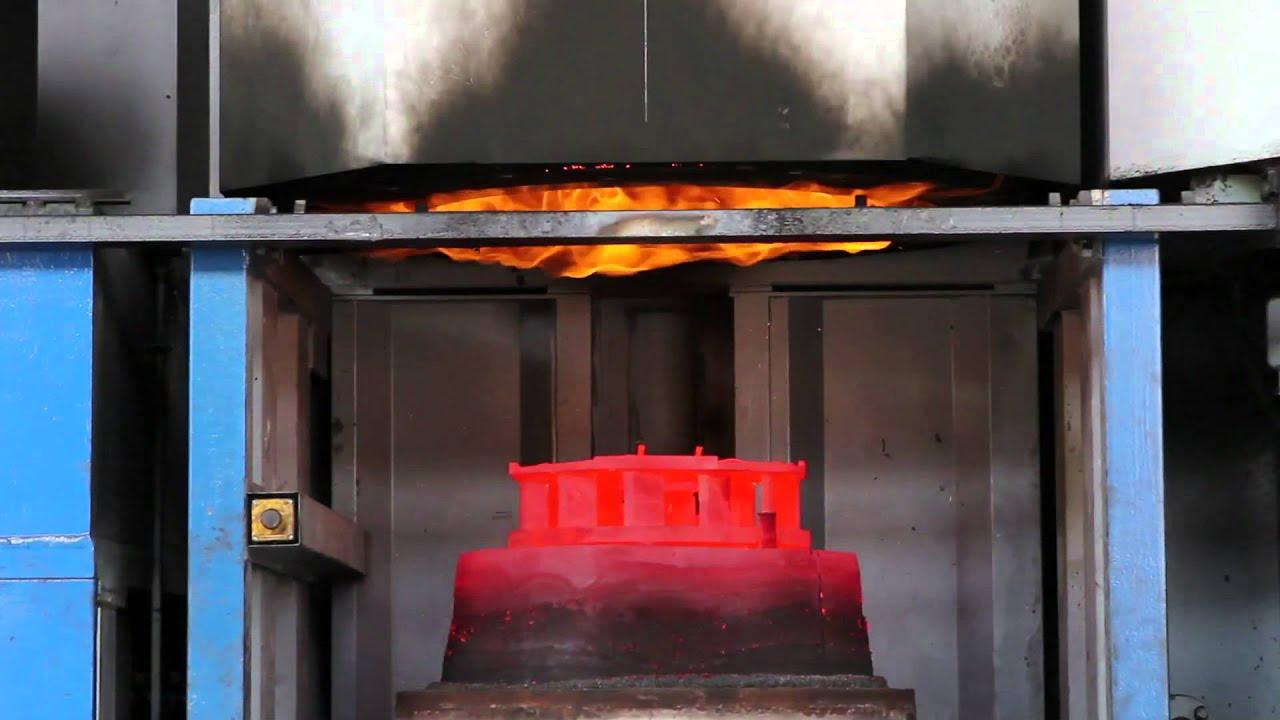 Bruciatori radianti RHT - Infragas - Trattamenti termici per
