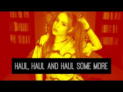Collective Haul feat Nicolas Cage ● MyGreekBurlesque