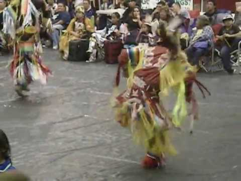 Susanville Pow Wow 2011-Mens Grass Dance Comp