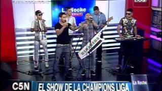 C5N - MUSICA EN VIVO: LA CHAMPIONS LIGA