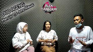 Download lagu Q & A DUO AGENG , Awal Tampil Langsung Tranding Part I