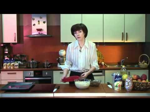 Как приготовить жидкое тесто - видео
