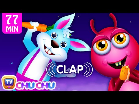 If You're Happy And You Know It and More Videos   Popular Nursery Rhymes Collection by ChuChu TV