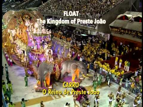 Carnival in Rio: Mocidade 2010 - Narrated in English