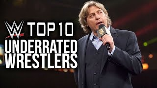 WWE Top 10 Underrated Wrestlers