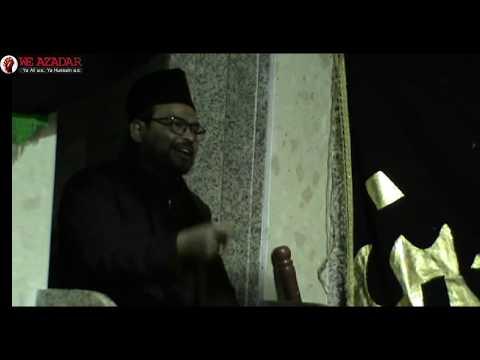 Ayyam E fatima(sa) 1440/2019 Shabe Dari Part 1 Majlis - 4 M.Meesam Zaidi sahb Kalupur, Ahmedabad