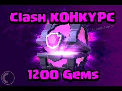 ИТОГИ КОНКУРСА НА 1200 ГЕМОВ | Clash Royale & Clash of Clans | Free Gems