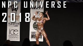 CONDEMNED LABZ - NPC UNIVERSE 2018 Recap feat. Savka Browneski