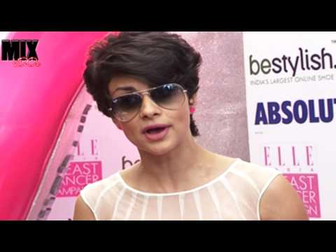 Sexy Gul Panag  Breast Cancer Awareness Event video