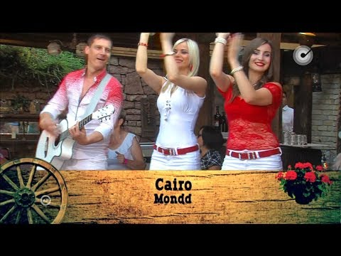 CAIRO - Mondd! (Zenebutik TV - Csárda Party)