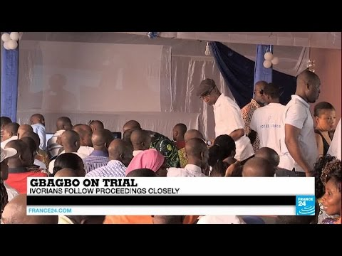 Laurent Gbagbo pleads not guilty to crimes against humanity