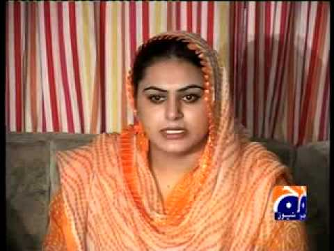 pakistani scandals - video of  shumaila rana credit card scandal