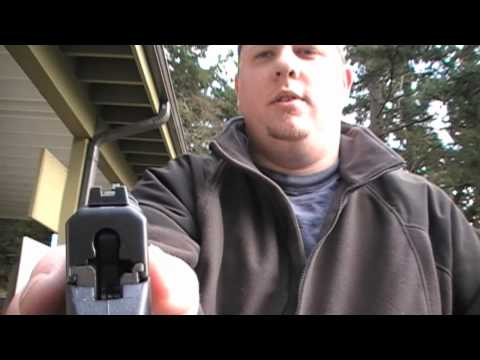 S&W Bodyguard 380 w/ laser Review