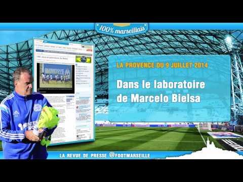 Bielsa veut Vargas, l'OM cherche à maigrir... La revue de presse Foot Marseille !