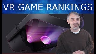 Episode 216 - Quick Hit Version - VR Game Rankings - 9 29 18