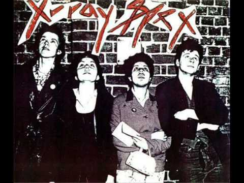 X-Ray Spex - Peace meal Video
