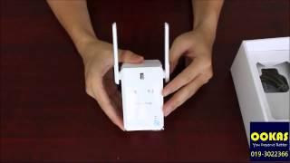 TP-LINK TL-WA860RE WiFi Repeater Open Box
