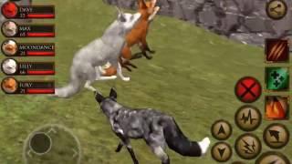 Ulimate fox sim three tails boss battle