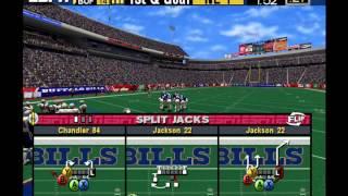 ESPN 2K4 Football (2014 Bills Franchise Week 1)